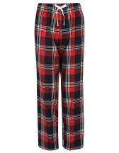Women`s Tartan Lounge Pants